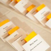 Academy name tags
