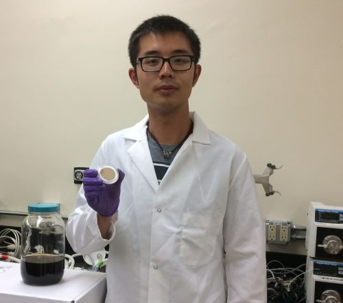 Sean Zhang, GSR in Mi Lab