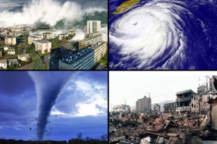 Amazing natural disasters