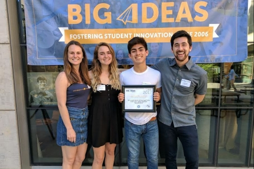 Students in Big Ideas comp 2017